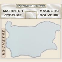 Рекламни Магнити с Форма Карта на България #09-2