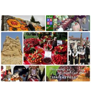 Сувенирна Реклама за Фестивали и Фолклорни Празници